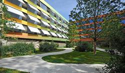 Համալսարանական մանկական հիվանդանոց. Բազել, Շվեյցարիա